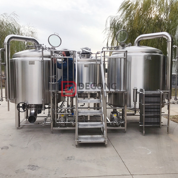 20BBL Industrial Professional Steel Beer Brewery Equipment para la venta