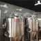 500L Comercial llave en mano de 3 buques Craft Beer Brewing Equipment en venta