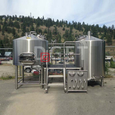 1000L Craft Complete Steel Steel Beer Brewing Equipment Fermenting Vessels Unitank en venta